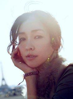 麻生久美子/舞台「結びの庭」