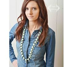 $9.95 Bella Bubble Necklace today on www.simpleaddiction.com
