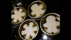 Making Holiday Lotion Bars with Recipe!