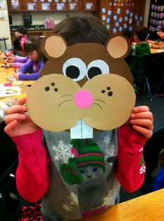 Thanks for visiting my second grade teaching blog for some creative ideas and freebies for your elementary classroom lessons and activities! Preschool Groundhog, Groundhog Day Activities, Classroom Art Projects, Classroom Fun, Crafty Projects, Kindergarten Crafts, Preschool Activities, Math Patterns, Lesson Plans For Toddlers