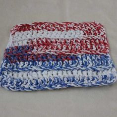 Dishcloth from Teresa's Crafty Creations for $8.00