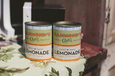 Summer Classics: Hammond's Lemonade as seen on WeddingChicks.com