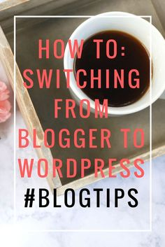 A couple of days ago, people asked me if I wanted to make an article how you can switch from Blogger to Wordpress. I have experience with this and switching from Blogger to Wordpress went very well for me. Today I will tell you about my experience and tips for switching from Blogger to Wordpress. #blogtraffic #wordpress #blogtips #bloghelp