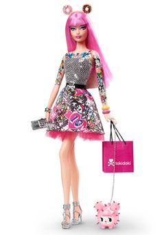 The Fashion Doll Chronicles: Tokidoki Barbie: the sequel
