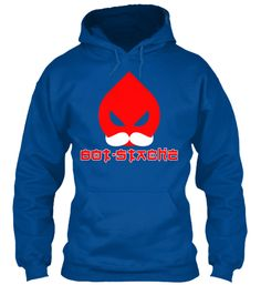 Discover Bot Stache Sweatshirt, a custom product made just for you by Teespring. Hoodies, Sweatshirts, Sweaters, Clothes, Fashion, Tall Clothing, Moda, Fashion Styles, Sweater