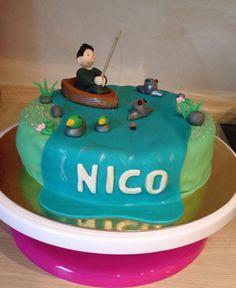 Gâteau pêcheur