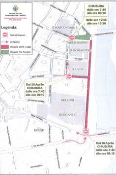 Viabilità, Pizzarotti firma l'ordinanza: Da lunedì viale Maria Luigia chiuso al traffico dalle 7,40 alle 8,10