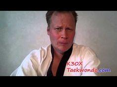 Mitä pitää osata Taekwondo mustan vyön testissä?