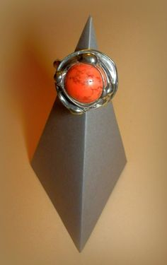 Metal Working, Agate, Wall Lights, Orange, Stone, Jewelry, Handmade, Decor, Jewellery Making