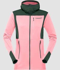 Norrøna falketind stretch Zip Hoodie for women - Norrøna® Zip Hoodie, Stretches, Hoodies, Jackets, Hiking, Women, Products, Fashion, Down Jackets