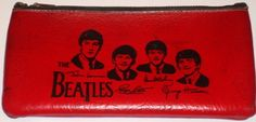 Beatles pencil case
