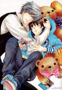 Junjou Romantica - Usagi and Misaki Anime Meme, Manga Anime, All Anime, Junjou Romantica Anime, Yuri, Chibi, Natsume Yuujinchou, Manga Covers, Anime Kawaii