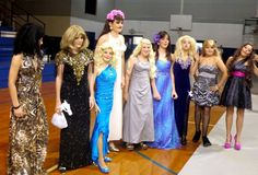I'll take that sexy blonde boy in the blue gown . no, wait, I want that hot… Womanless Beauty Pageant, Blonde Boys, Beauty Contest, Blue Gown, Pageant Dresses, Looking Gorgeous, Pretty Outfits, Pageants, Cool Girl