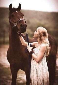 Bond with horse ❤️ beautiful