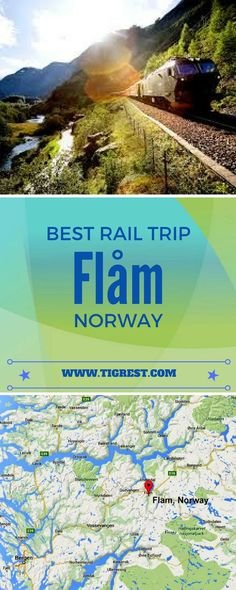 Flam Railway trip (Norway) is among the most scenic rail journeys in the world. Read to find out why it is worth adding to your bucket list: