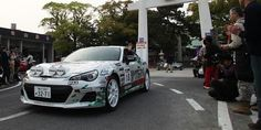 Would you trade your Subaru WRX STI for a BRZ Rally car?