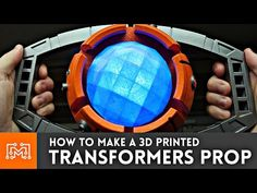 The Matrix Of Leadership From Transformers: The Movie Is 3D-Printable