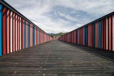 Room 11: GASP!, percorso pedonale, Glenorchy, Tasmania, Australia 2011