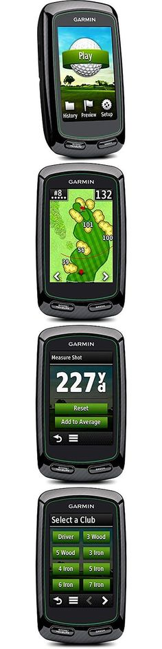 Rangefinders and Scopes 111289: Garmin Approach G6 Handheld Touchscreen Golf Course Gps Black New -> BUY IT NOW ONLY: $193.24 on eBay!