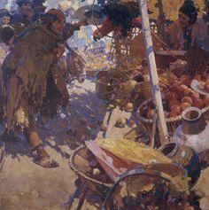ILLUSTRATION ART: WALTER EVERETT (1880 - 1946)