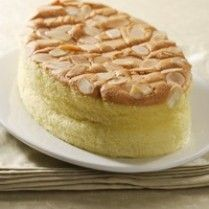 ALMOND COTTON CAKE Sajian Sedap