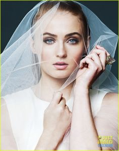 Sophie Turner is bold and beautiful in exclusive new pic from the latest edition of the Just Jared Spotlight Series.