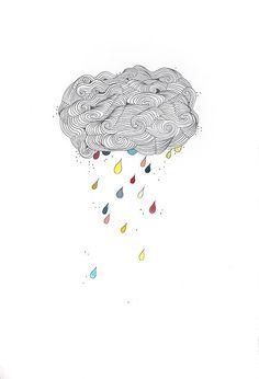 cloudbust by bent folk
