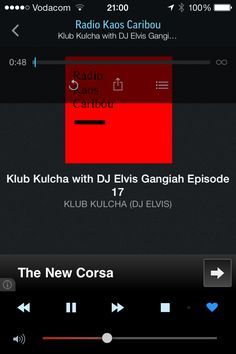 Klub kulcha thx radio kaos caribou #france for airing ep 17 of our show