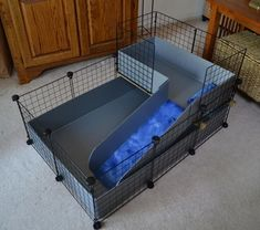 I love the way they built this loft - Discussion forum for Guinea Pig Cages (Cavy Cages), Care, Housing, Diet, Health and Adoptables