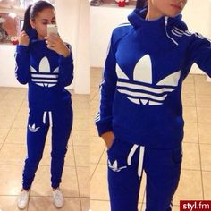 Adidas sweatsuit☻ someone please buy this for me!!!!!!!~R