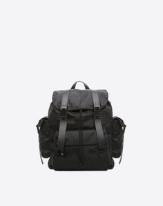 VALENTINO Camouflage Backpack. #valentino #bags #leather #nylon #backpacks #