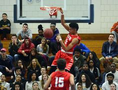 NFA held off a late New London charge to win, 48-46, and clinch the No. 3 seed in the upcoming Eastern Connecticut Conference Division I tournament. Read more: http://www.norwichbulletin.com/sports/20170221/new-london-rallies-in-4th-but-nfa-holds-on-for-win-in-regular-season-finale #CT #CTSports #Sports #NorwichFreeAcademy #NFA #Basketball