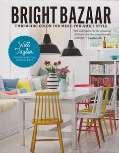 Bright Bazaar - the BOOK!! by Will Taylor aka @Bright.Bazaar /  photo's Andrew Boyd