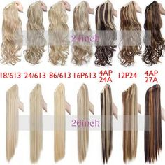 Ponytail Hair Extension Hairpiece Synthetic Hair Messy Ponytail Hairstyles, Clip In Ponytail, Ponytail Hair Extensions, Cool Hairstyles, Hair Unit, Medium Long Hair, Claw Clip, Synthetic Hair, Textured Hair