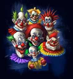 Killer Clowns from Outer Space- Horrormaniacs