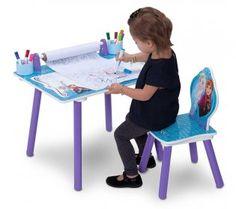 Dětský kreslící stůl Frozen