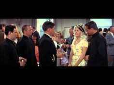 Kiss Them for Me [1957] Comedy, Romance - Cary Grant, Jayne Mansfield - 3 Navy pilots fly into San Francisco on a four-day leave. They land a free room at a posh hotel, and immediately begin trying to lure women back to the room.