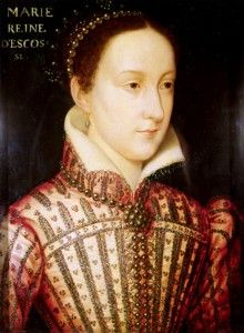 19 August 1561 Mary, Queen of Scots lands in Scotland