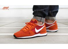 Nike Internationalist (Cinnabar / White - Tuscan Rust)