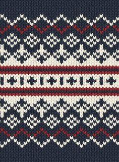 Baby Boy Knitting Patterns, Tapestry Crochet Patterns, Fair Isle Knitting Patterns, Fair Isle Pattern, Crochet Stitches Patterns, Knitting Charts, Knitting Stitches, Knitting Designs, Baby Knitting