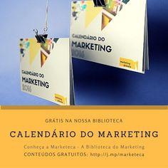 Estes e outros materiais na nossa Marketeca - a biblioteca do marketing! E-books kits e aulas grátis: http://j.mp/marketeca
