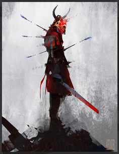 Blood Armour by AlexanderBrox0101.deviantart.com on @deviantART