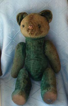 old Russian teddy bear