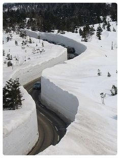 In days of yore, vehicles traveling after 20 feet of snow  over the mountain were unthinkable. Today, snow removal equipment and road treatment chemicals can sometimes even overcome mother nature.