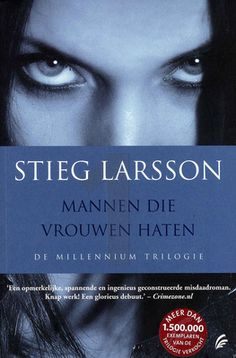 Beschrijving van Mannen die vrouwen haten - Stieg Larsson, Tineke Jorissen-Wedzinga