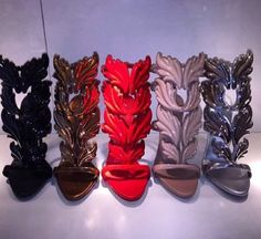 Gz All colors Giuseppe Zanotti Shoes Heels Heeled Boots, Shoe Boots, Shoes Heels, Pumps, Cute Shoes, Me Too Shoes, Pretty Shoes, Top 10 Shoes, Giuseppe Zanotti Shoes