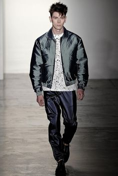 Patrik Ervell Spring 2015 Menswear - Collection - Gallery - Look 1 - Style.com