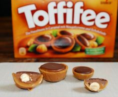 Must Makke: *Homemade Toffifee Chocolate Clones **Good Substitute tips for making it easier**