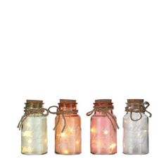 Led Licht, Bunt, Mason Jars, Trends, Firs, Glass Vase, Flasks, Switzerland, Canning Jars