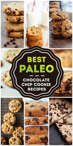 Paleo Chocolate Chip Cookie recipes